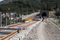 شروع عملیات اجرایی توقفگاه راه آهن قزوین-رشت در رودبار
