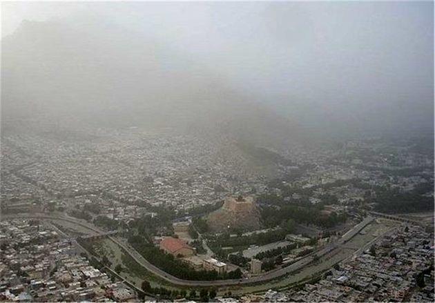 آلودگی در لرستان ۱۷ برابر حد مجاز / وضعیت هواخطرناک است