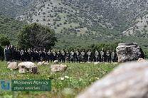 محیطبانان لرستان به جلیقه ضد گلوله مجهز شدند