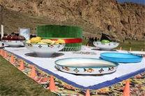 جشنواره تخم مرغ های رنگی در ساری برگزار می شود