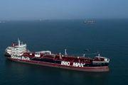حرکت نفتکش انگلیسی توقیف شده در ایران به سمت بندری در دبی