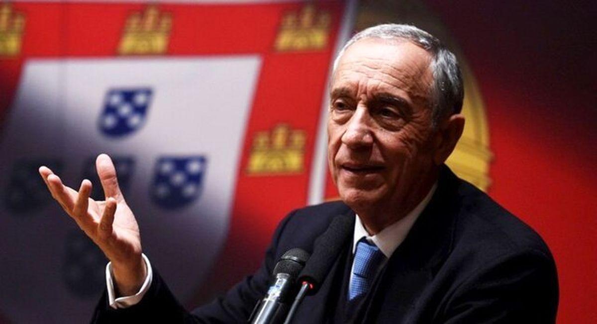 رئیس جمهور پرتغال تحلیف رئیس جمهور جدید ایران را تبریک گفت