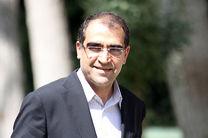 بیمارستان امام رضا(ع) کرمانشاه میزبان وزیر بهداشت است