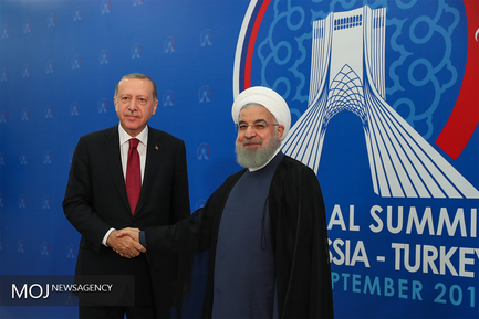 نشست سه جانبه سران ایران، روسیه و ترکیه