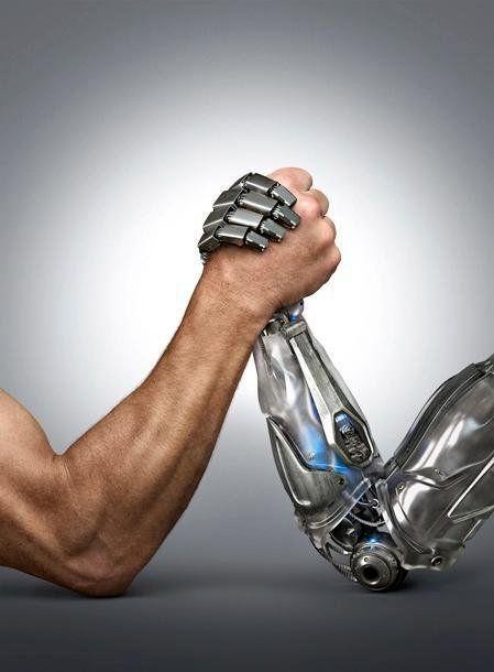 برنده جنگ انسان و ربات کیست؟