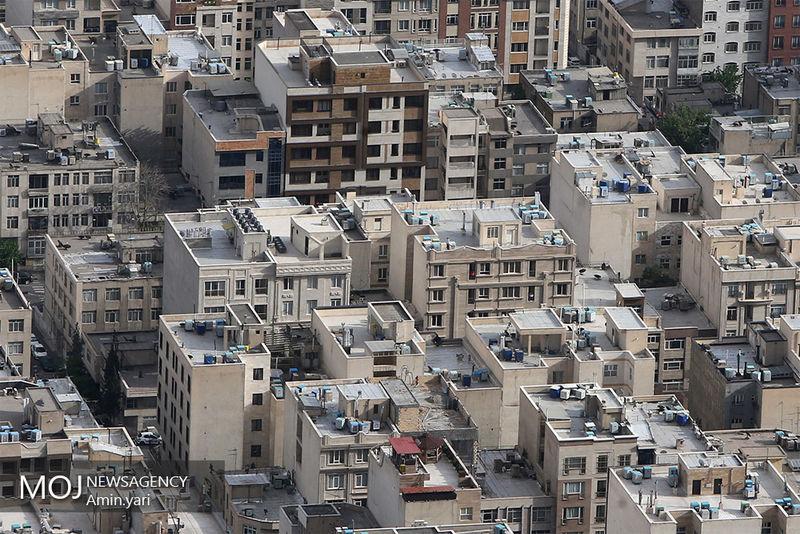 کاهش قیمت مسکن در تهران در فروردین امسال