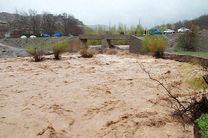 سیل شمال غرب کشور به 15 هزار هکتار اراضی کشاورزی آذربایجان غربی خسارت زد