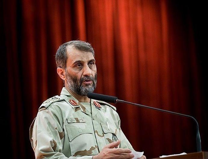 اولتیماتوم فرمانده مرزبانی ناجا به تروریستها/ اجازه نمیدهیم خون شهدا پایمال شود