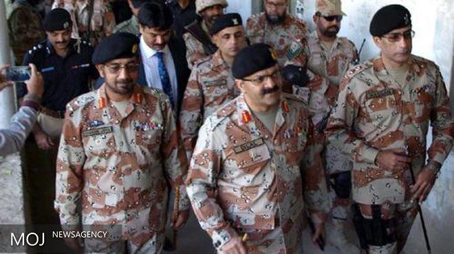 ۵ میلیون روپیه جایزه دولت پاکستان برای دستگیری سرکرده گروه تروریستی