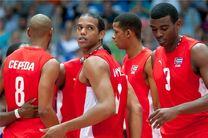 پلیس فنلاند ۶ ملیپوش والیبال کوبا را دستگیر کرد