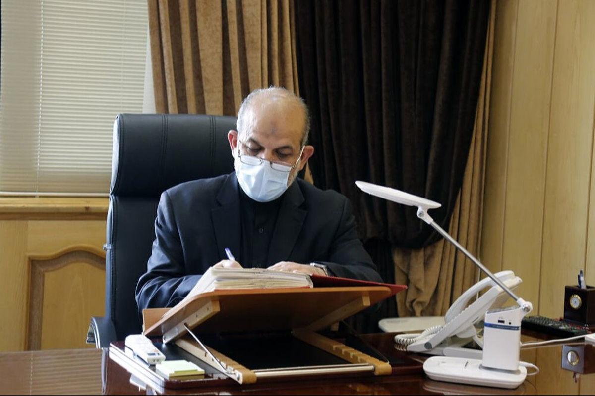 یادداشت وزیر کشور در خصوص دفاع مقدس و شکل گیری تحول فرهنگی در ایران