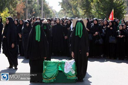 عزاداری+روز+عاشورای+حسینی+(ع)+در+محله+فیروزبهرام