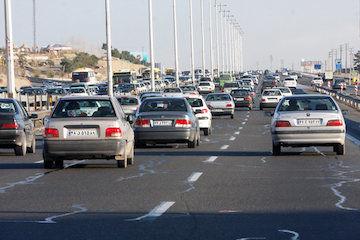 ورود635 هزار دستگاه خودرو طی ایام تاسوعا و عاشورای حسینی ع به استان قم