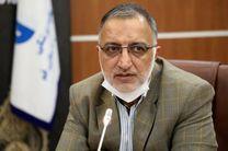 زاکانی در صحن شورای شهر تهران حضور یافت