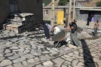 250هزار مترمربع از معابر روستایی شهرستان دلفان بهسازی و آسفالت میشود
