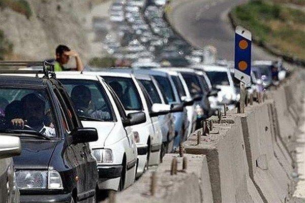 آخرین وضعیت ترافیکی و جوی جادهها در 6 شهریور