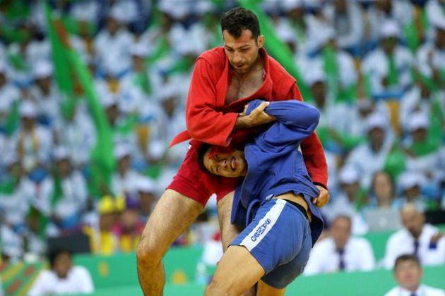 آخرین نماینده سامبوی ایران از کسب مدال بازماند/ پایان کار تیم سامبو با سه مدال برنز