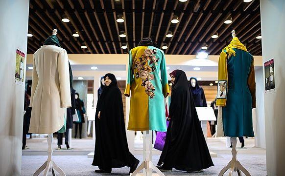 نمایشگاه مد و لباس خلیج فارس افتتاح شد