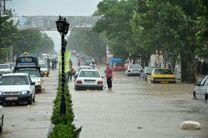 جاده آزادشهر به شاهرود مسدود شد