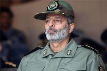 ارزیابی سرلشکر موسوی از آمادگی رزمی و توان دفاعی تیپ ۳۹۲ زرهی دشت آزادگان