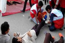 بیستمین مانور سراسری ایمنی و زلزله در اصفهان برگزار شد