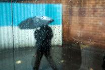 تداوم بارش باران و رگبارهای پراکنده تا پایان هفته در قم
