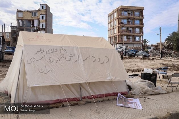 بحران های روانی در مناطق زلزله کرمانشاه کمتر از روال جهانی بود