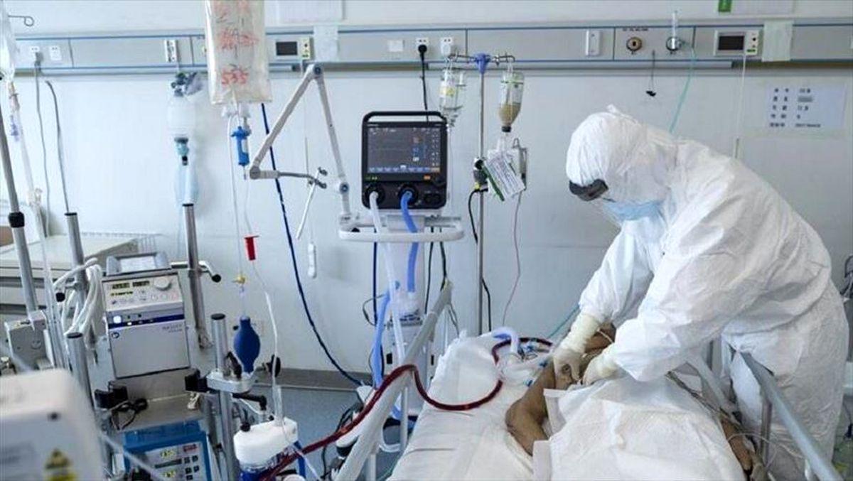 فوت 14 بیمار کرونایی طی 24 ساعت گذشته در البرز