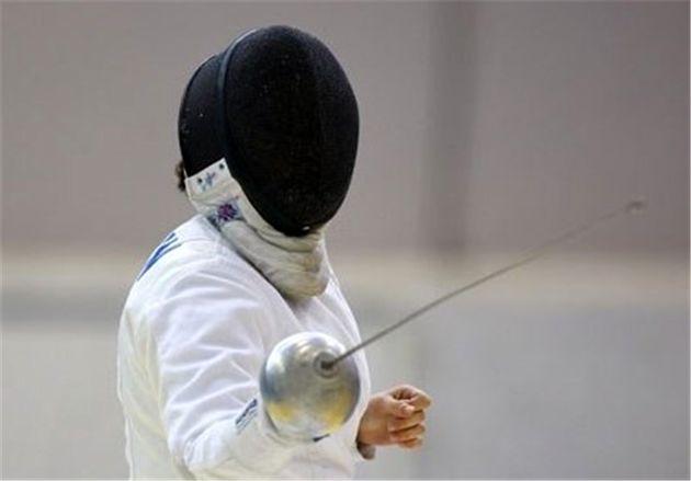 پایان کار بانوان سابر ایران در مسابقات قهرمانی آسیا