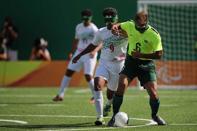 اعزام تیم ملی فوتبال پنج نفره به مالزی