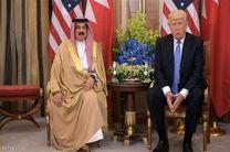 ترامپ به آل خلیفه برای سرکوبگریهای اخیر چراغ سبز داد
