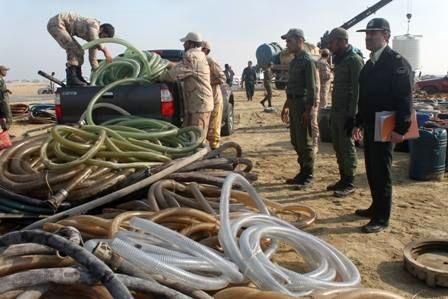 طرح ضربتی مقابله با قاچاق سوخت در میناب