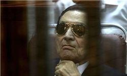 شاه بحرین با «حسنی مبارک» دیکتاتور مخلوع مصر دیدار کرد