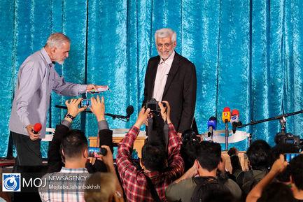سفر سعید جلیلی کاندید انتخابات ریاست جمهوری به اصفهان