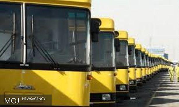 سرویسدهی صلواتی ناوگان اتوبوسرانی از ساعت ۱۲ تا ۳ بامداد امشب