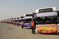 اعزام 1500 دستگاه اتوبوس برای انتقال زائران اربعین حسینی به اصفهان