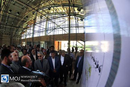 سفر رییس سازمان برنامه و بودجه به استان آذربایجان شرقی