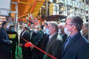 افتتاح طرح توسعه واحد تولیدی نخ سیرنگ در یزد