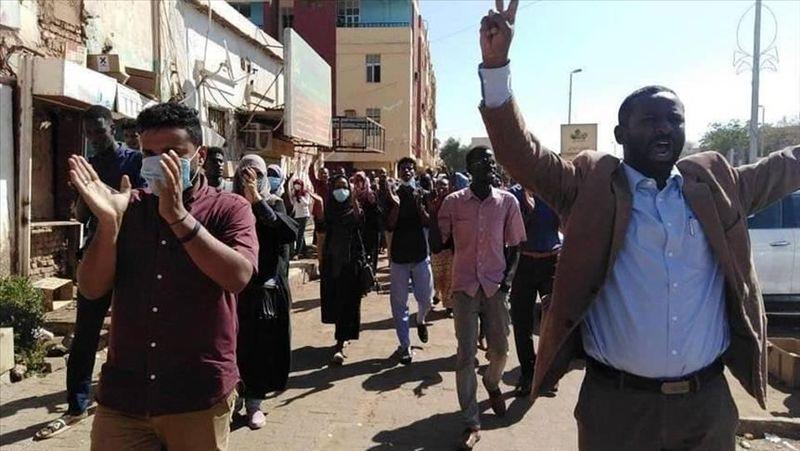 بیش از ۱۰۱ کشته در پی اعتراضات اخیر خارطوم