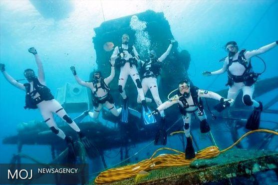 رکورد تازه ای که ناسا در اعماق اقیانوس رقم زد