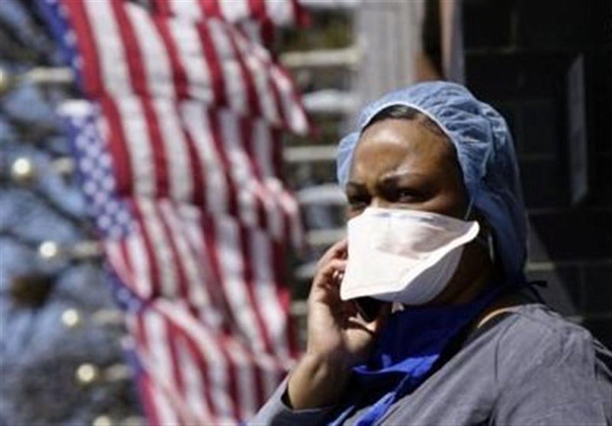 افزایش مبتلایان آمریکا به ۱۲ میلیون نفر