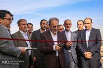 مراسم بهره برداری از ۷ رام قطار شهری و ۳۰ دستگاه اتوبوس با حضور شهردار تهران