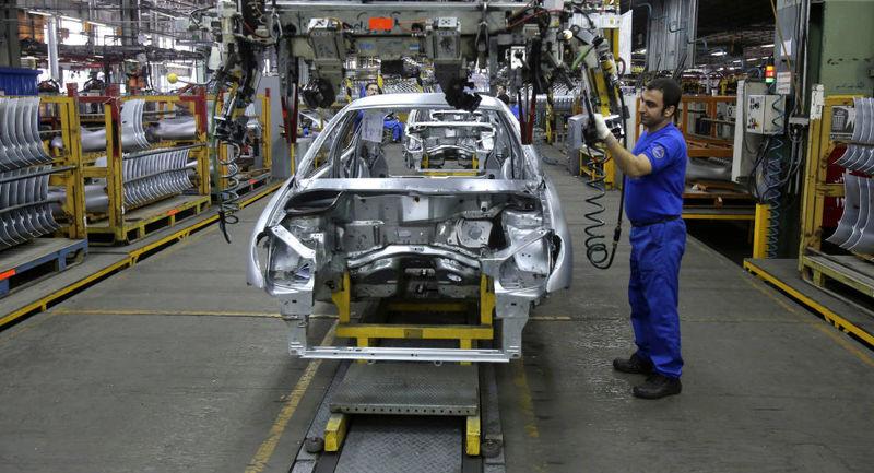 موافقت با افزایش 2 هزار درصدی سرمایه در ایران خودرو