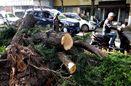 طوفان در چین ۱۱ کشته بر جای گذاشت