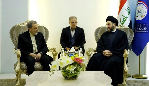 ایران در مبارزه با تروریسم در کنار عراق ایستادگی کرده است