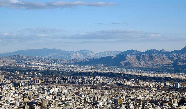 کیفیت هوای تهران در 26 شهریورماه سالم است