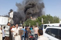 کشته و زخمی شدن 13 نفر بر اثر وقوع چند انفجار در مسیر بغداد و کرکوک