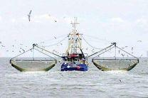 توقیف هشت شناور صید ترال و غیر مجاز در جاسک
