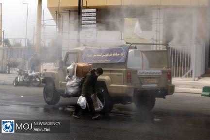 رژه خدمت ارتش در تهران