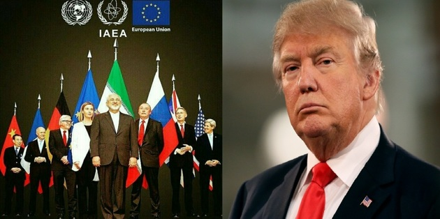فرصت ها و تهدیدات خروج آمریکا از برجام